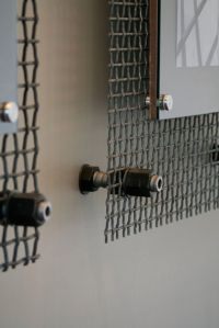 25+ best ideas about Metal mesh on Pinterest | Metal mesh ...