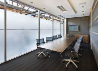 Frosted Glass Conference Room | Office Space | Pinterest ...