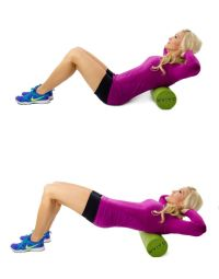 7 Ways to Work Your Foam Roller | Back pain, It hurts and ...