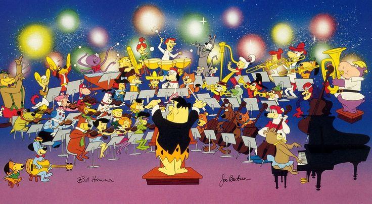 The Smurfs 2 3d Live Wallpaper Hanna Barbera Limited Edition Sericel Disney Looney