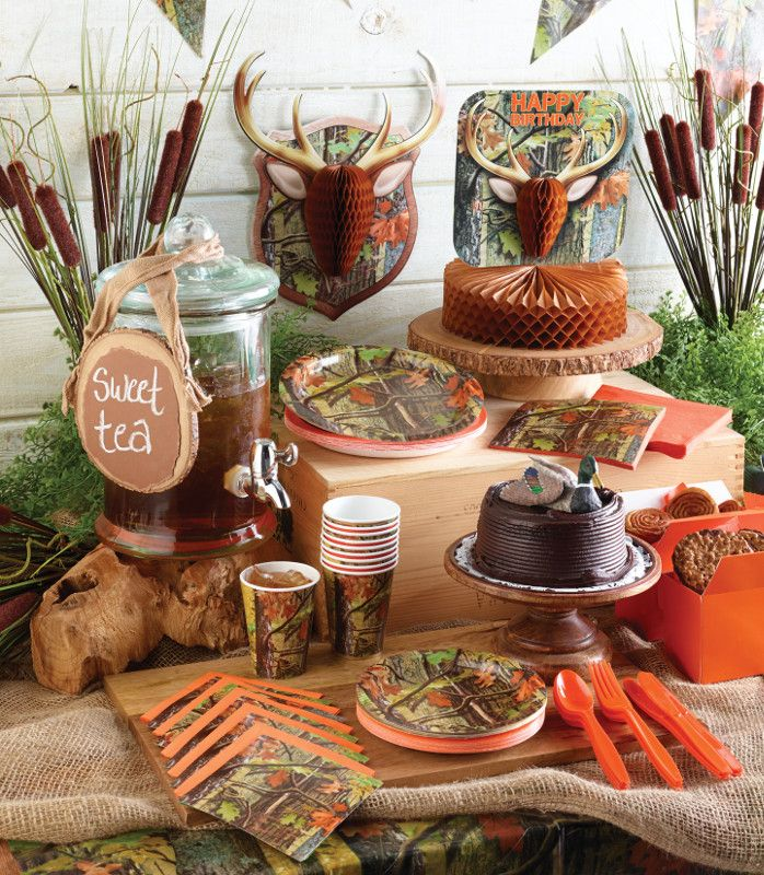 25 best ideas about hunting theme parties on pinterest