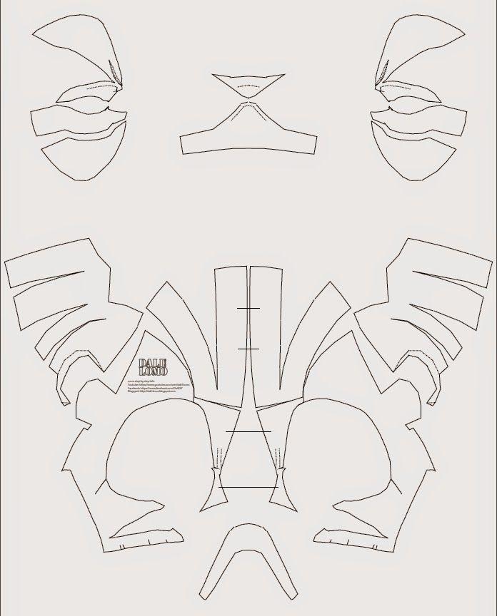 mini slingshot template