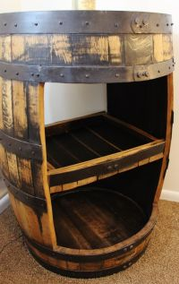1000+ ideas about Whiskey Barrel Furniture on Pinterest ...