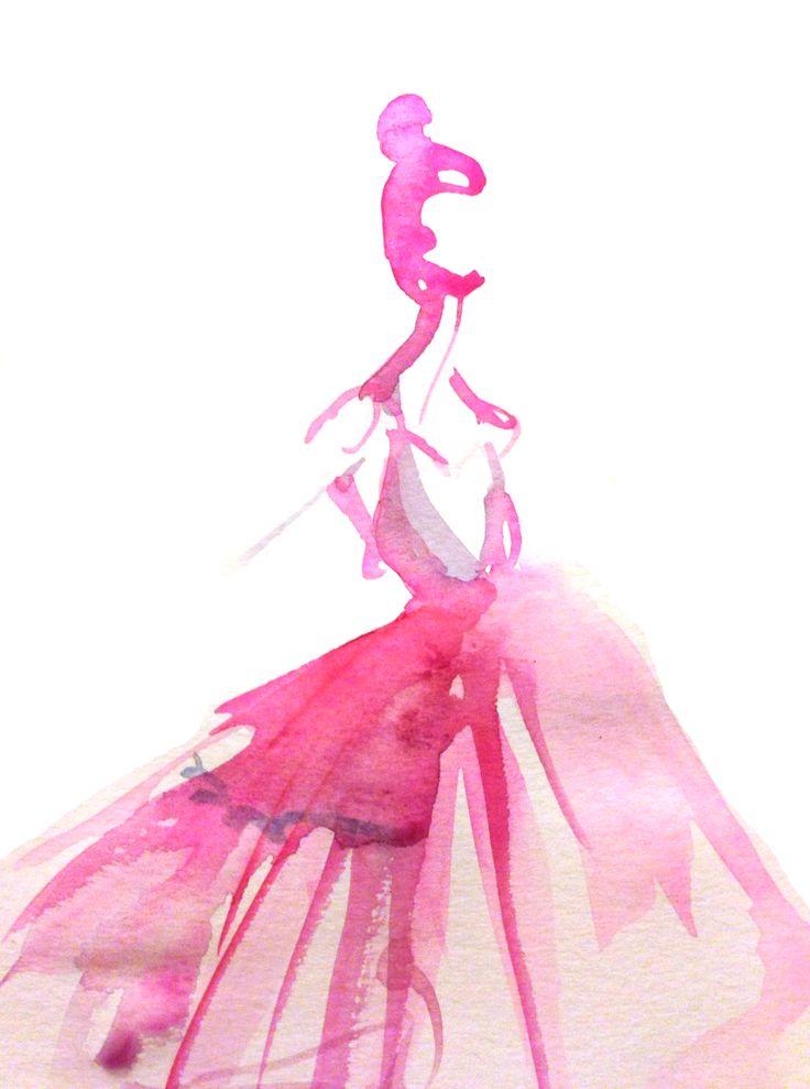 Pink Feathers Falling Wallpaper Best 25 Pink Watercolor Ideas On Pinterest