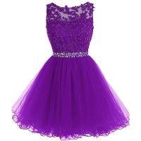 17 Best ideas about Purple Cocktail Dress on Pinterest ...