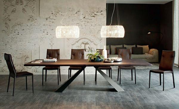 Moderne Esstische Mit Stühlen Designer Lösungen Aus