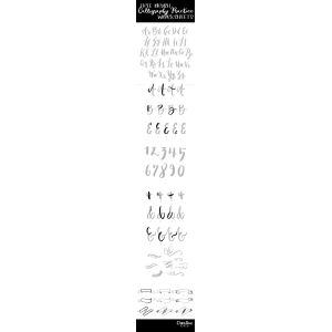 Gorgeous Doodles Calligraphy Practice Sheets Free Calligraphy Practice Sheets Printable Free Brush Calligraphy Practice Worksheets Brush Lettering Images On Pinterest Lyrics