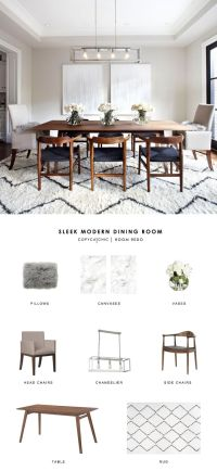 25+ best ideas about Transitional dining rooms on ...