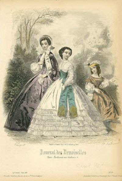 17 Best images about 1850s-1860s fashion plates on Pinterest | Civil wars, Civil war fashion and ...