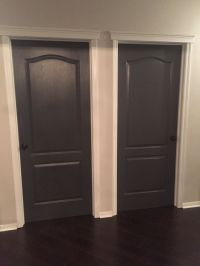 25+ best ideas about Painting Interior Doors on Pinterest