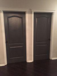 25+ best ideas about Painting Interior Doors on Pinterest