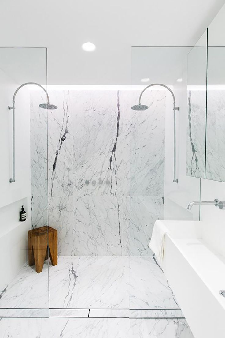 Our first renovation bathroom inspiration