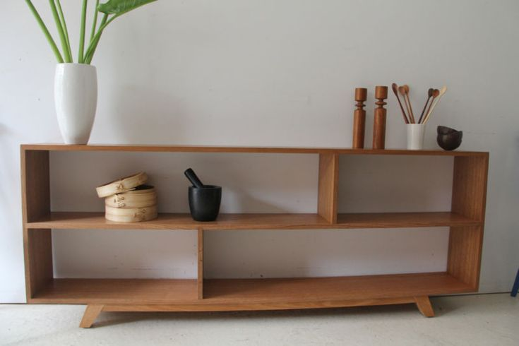 Tv Sideboard Ideas Mid Century Modern Bookcase/sideboard/tv Stand - Danish