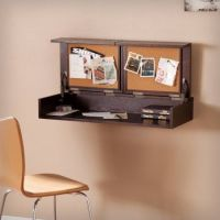 1000+ ideas about Wall Mounted Desk on Pinterest | Stand ...