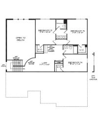 dimensions for jack and jill bathrooms | First Floor Plan ...