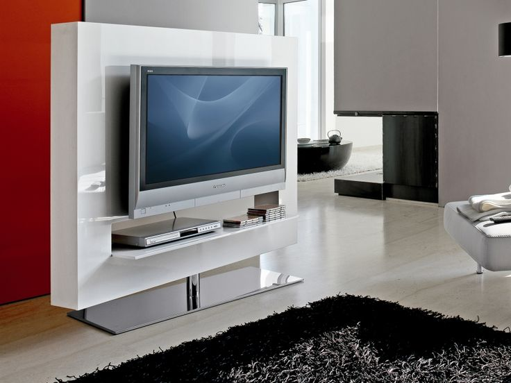 Meuble Tv Ecran Plat Suspendu 25+ Best Ideas About Swivel Tv Stand On Pinterest | Studio