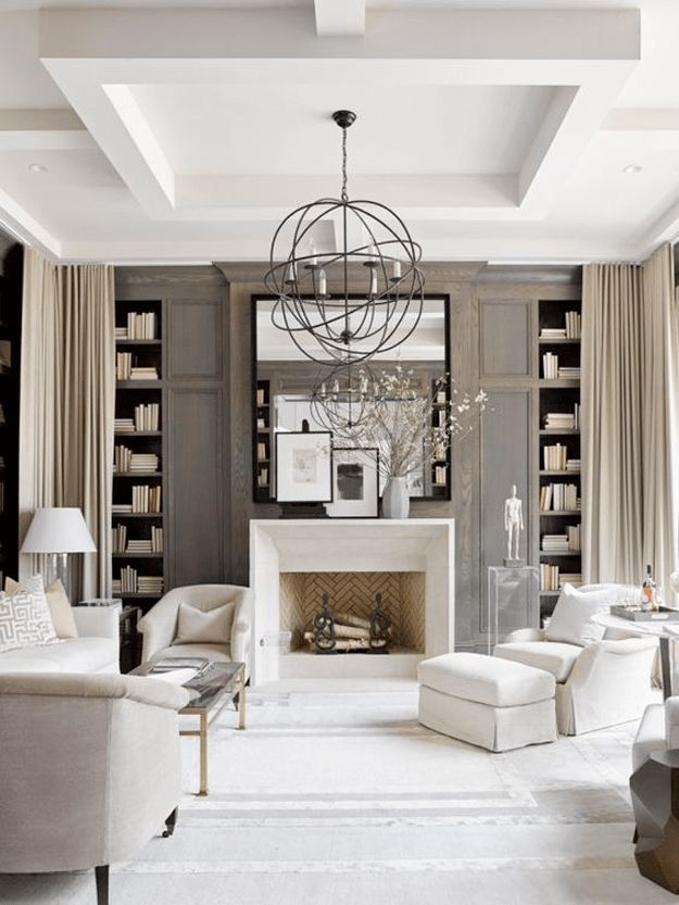 1000+ Ideas About White Living Rooms On Pinterest | Lounge Ideas
