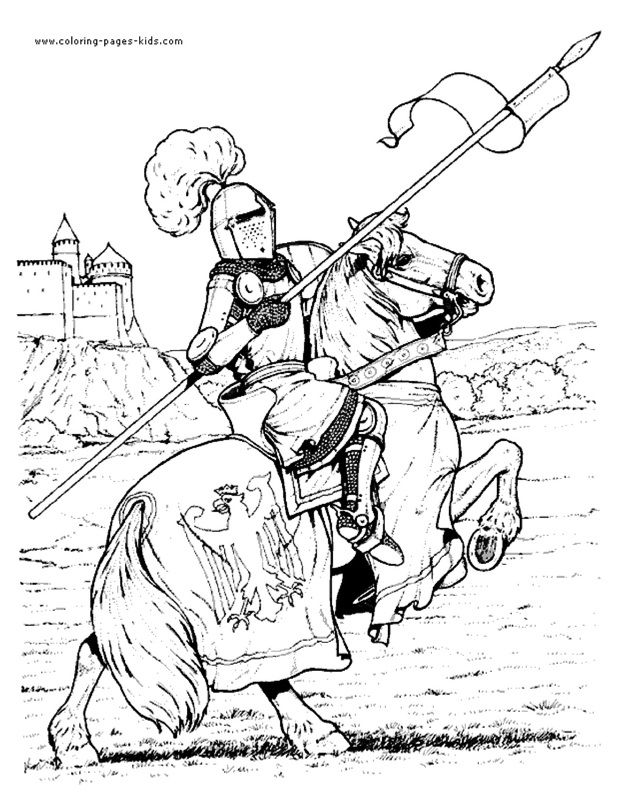 free coloring pages of magna carta