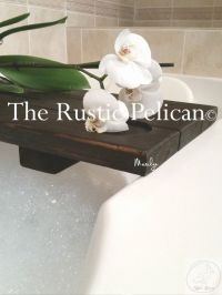 78+ ideas about Rustic Bathtubs on Pinterest | Wood on ...