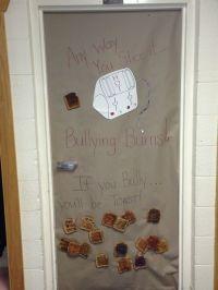 Anti-Bullying Door Decorations No Drugs | Classroom ...