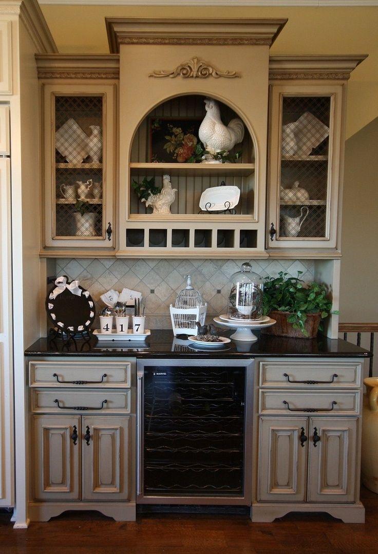 hutch designs ideas kitchen hutch cabinets Hutch for the kitchen kitchen hutch storage cabinets idea