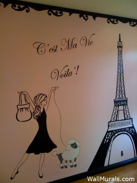 Wallpaper For Baby Girl Bedroom Wall Murals For Tweens And Teens Teenager Wall Murals By