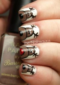 1000+ ideas about Christmas Nail Designs on Pinterest ...
