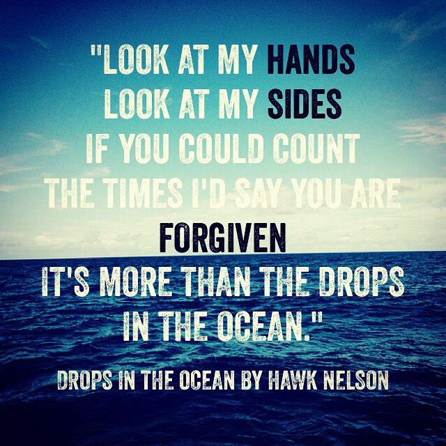 Falling Stars Live Wallpaper Quot Drops In The Ocean Quot Hawk Nelson Song Lyrics