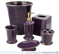 25+ trending Purple Bathroom Accessories ideas on ...