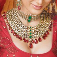 Amazing Indian Bridal jewelry