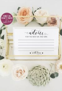 25+ best ideas about Advice cards on Pinterest | Baby ...
