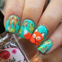 25+ best ideas about Fox nails on Pinterest | Pretty nails ...