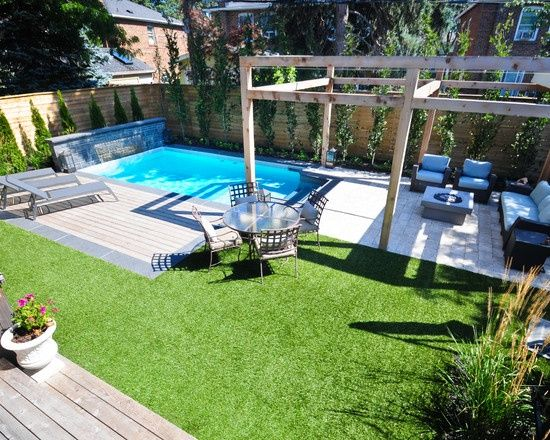 Pools For Small Backyards ~ http://lanewstalk.com/indoor