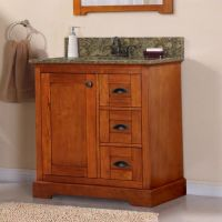 "Magick Woods 30"" Wallace Collection Vanity Base at Menards ..."