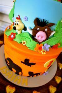 Best 20+ Lion King Cakes ideas on Pinterest | Lion king ...