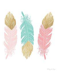 Top 25+ best Feather art ideas on Pinterest   Feathers ...