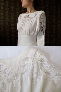 1000+ ideas about Linen Wedding Dresses on Pinterest