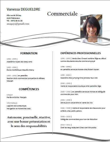 exemple cv notaire assistant