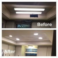 19 best images about CEILING LIGHTS Replacing recessed ...