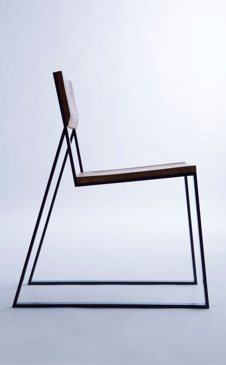 A chair that s full of contrasts
