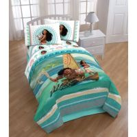 Disney's Moana 'The Wave' Twin 4-piece Bed in a Bag Set by ...