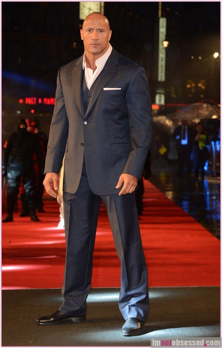Dwayne Johnson Quotes Wallpaper Dwayne Johnson Now That S How A Suit Should Look The