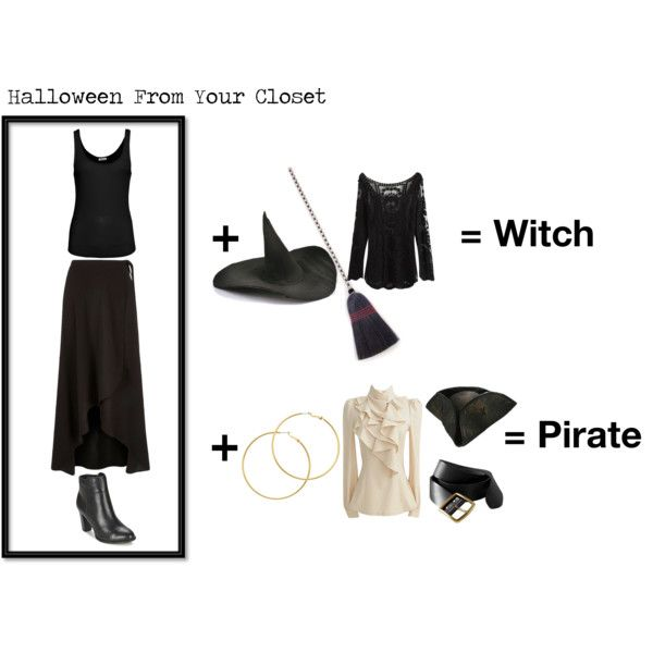 Costumes from Your Closet
