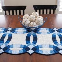 61 best images about Table & Bed Runner Patterns on ...