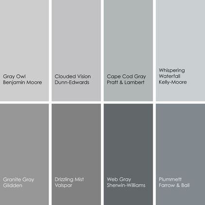 17+ Ideas About Gray Paint Colors On Pinterest | Gray Paint, Grey