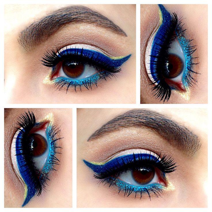 17 best ideas about purple eyeliner on pinterest