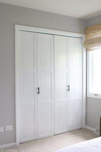 Best 25+ Closet door makeover ideas on Pinterest | Door ...