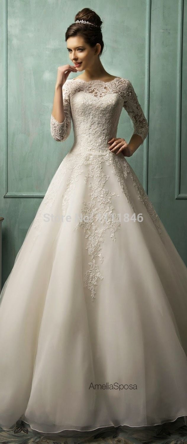 lacy wedding dresses inexpensive wedding dresses The Most Flattering Wedding Dresses
