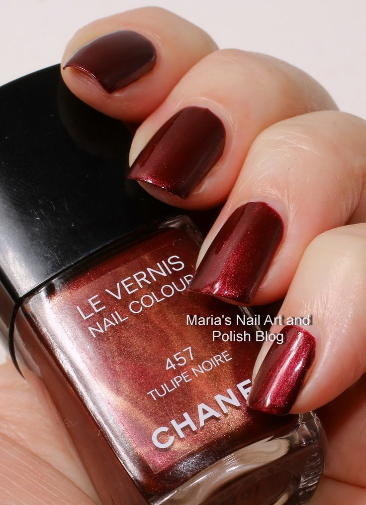 27 Best Images About Chanel Nail Polish On Pinterest