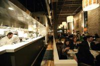 Restaurant Open Kitchen Design   Home Design Ideas
